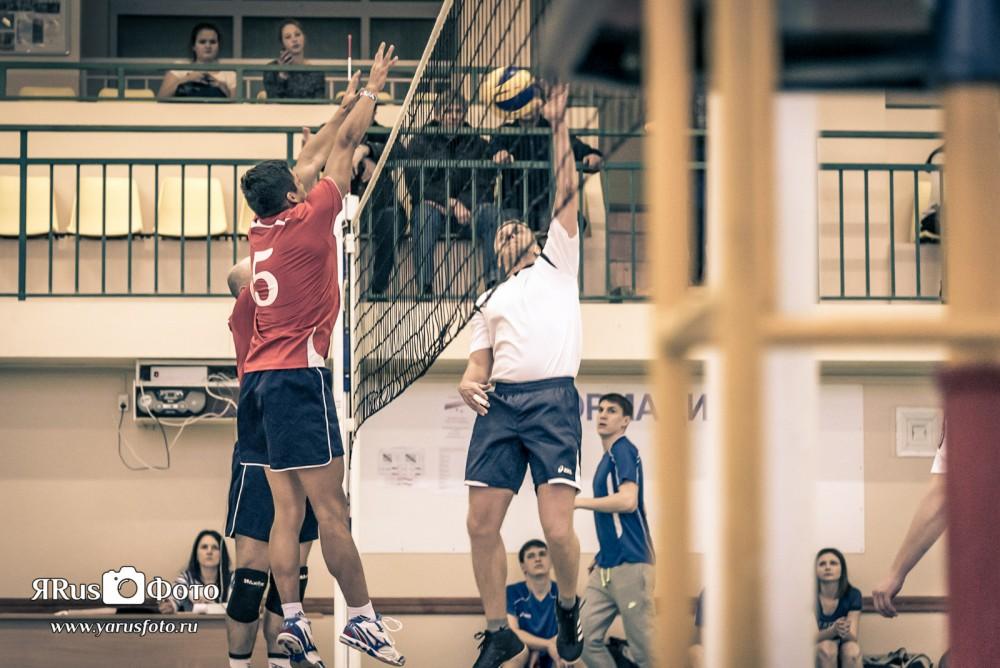 Волейбол — Первенство Цехов Кинеф ч.1