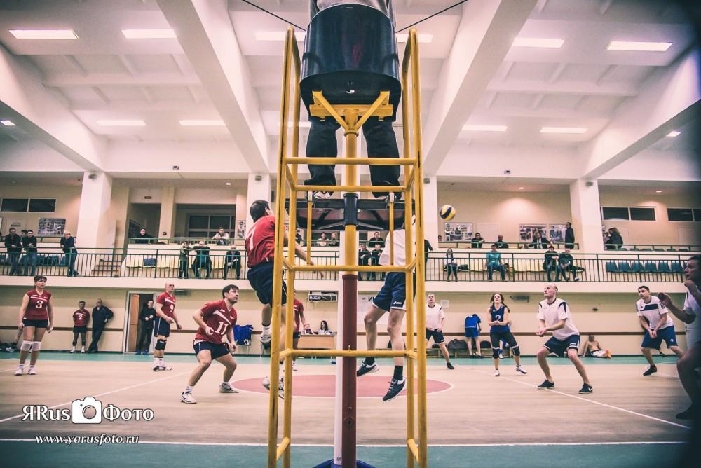 Волейбол — Первенство Цехов Кинеф ч.2