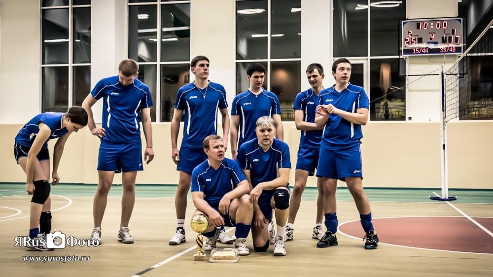 Волейбол — Первенство Цехов Кинеф ч.3