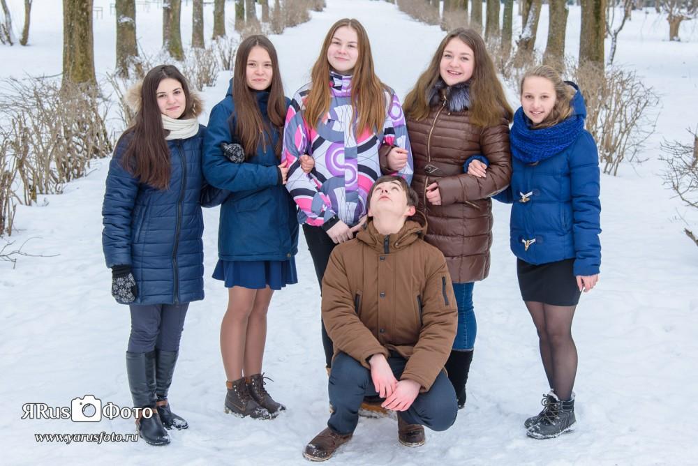Ш6 9Б Зима ч.1
