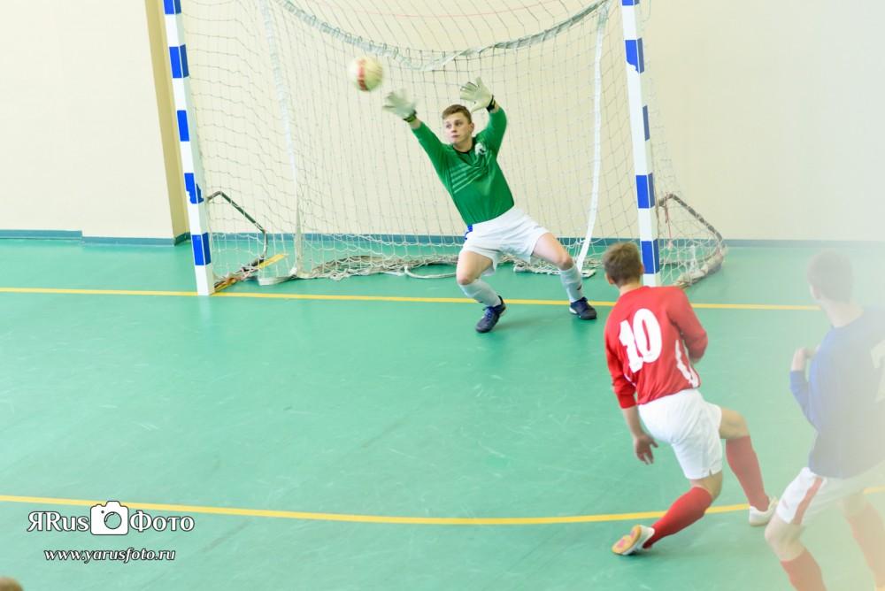 Мини-футбол — Рождественский турнир ч.1