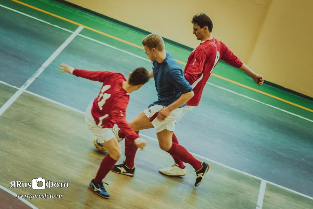 Мини-футбол — Рождественский турнир ч.2