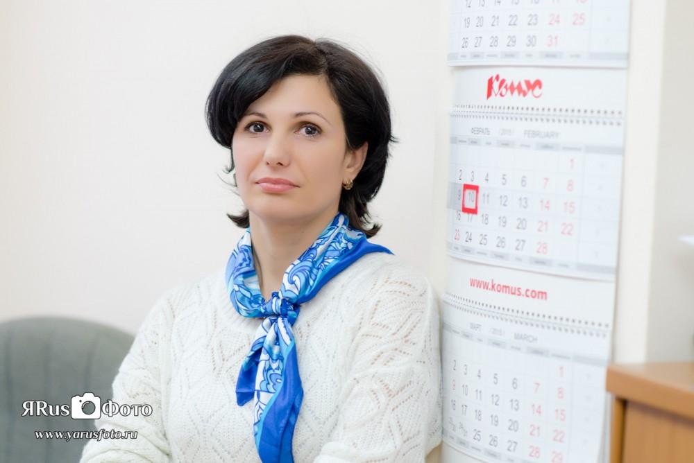 Эльмира Л. (Комус) — Корпоративный портрет