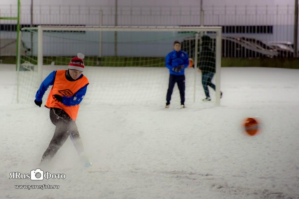 Футбол — Зимний Турнир