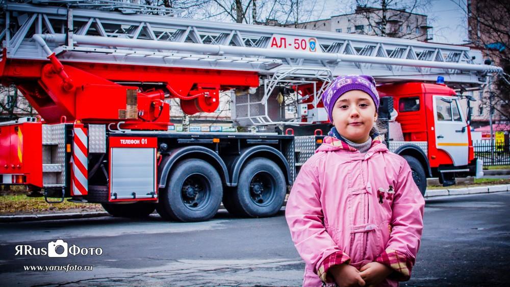 ДС25 гр7 Пожарная часть