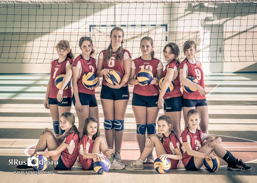 Волейбол — Младшая группа