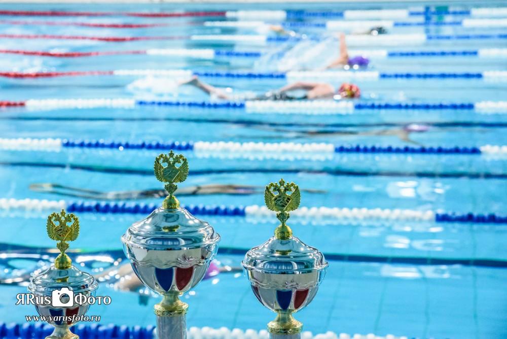 Плавание — Спартакиада  (отчёт)
