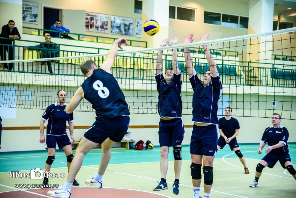 Волейбол — Первенство Цехов Кинеф 2гр. ч.1