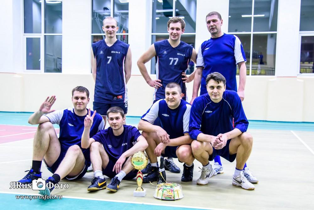 Волейбол — Первенство Цехов Кинеф 2гр. ч.2