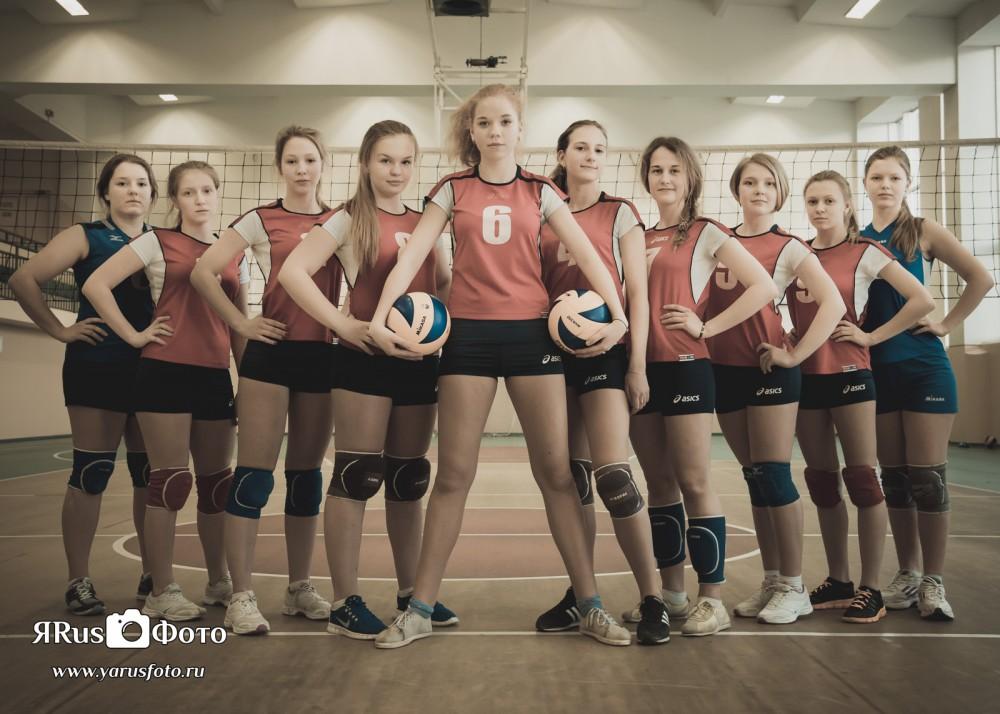 Волейбол — Старшая Группа