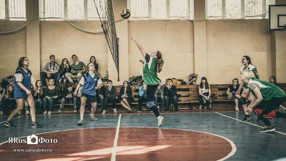 Волейбол — Школьный Турнир — Матч за 3-4