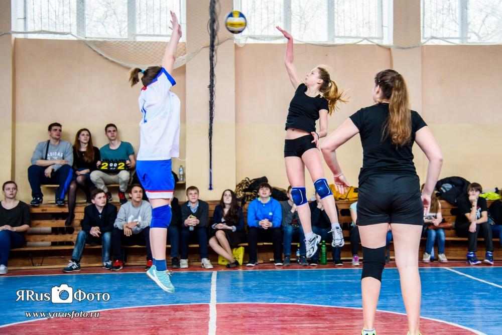 Волейбол — Школьный Турнир — Матч за 1-2