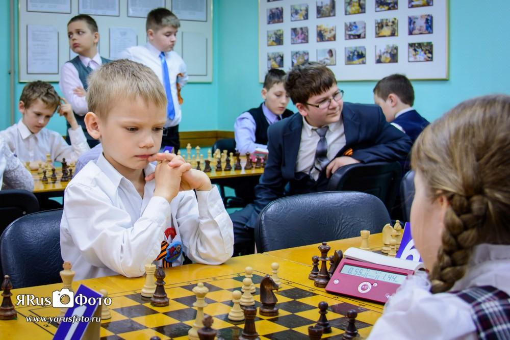 Шахматы — Блиц ч.1 из 2