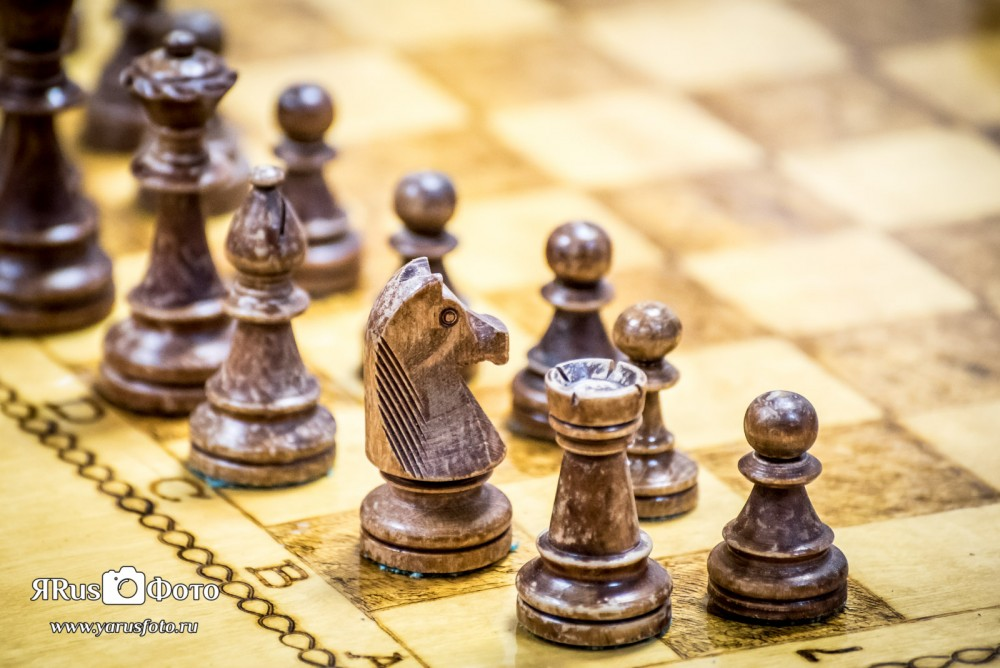 Шахматы — Блиц ч.2 из 2