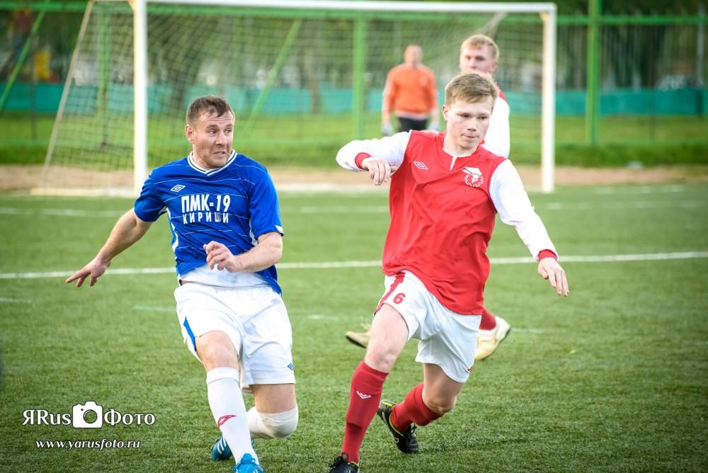 Футбол — Открытие сезона — Кубок