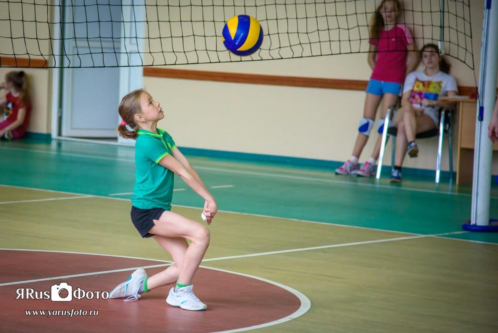 Волейбол — Итоговый турнир ч.1 из 2