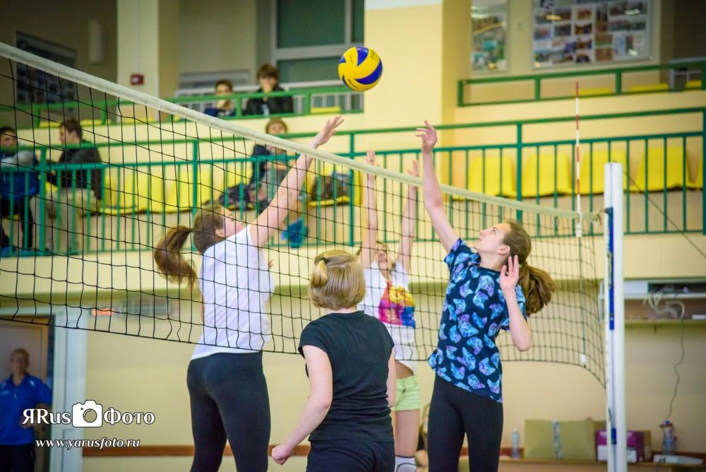 Волейбол — Итоговый турнир ч.2 из 2