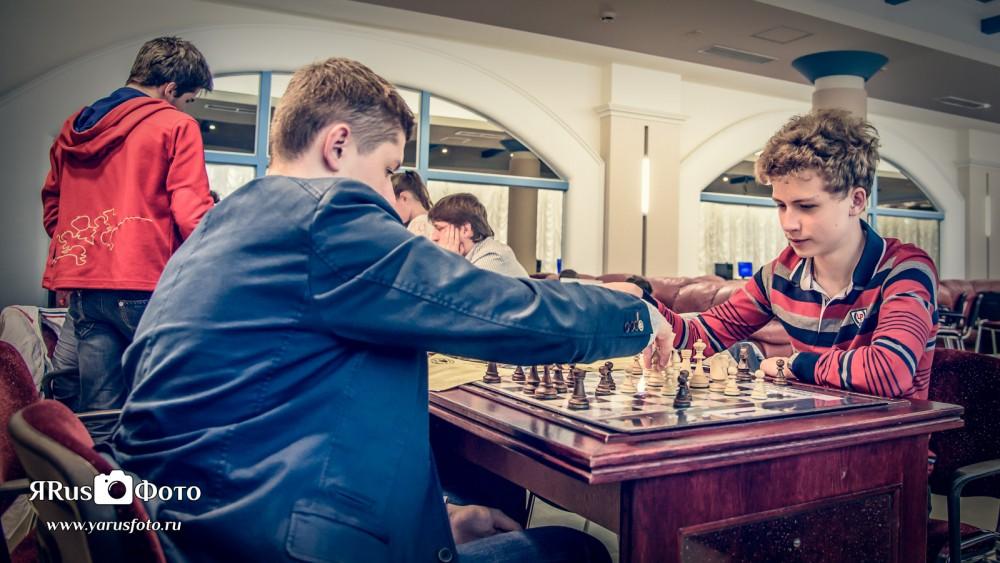 Шахматы — XIII Турнир «Юные звёзды мира» памяти Вани Сомова