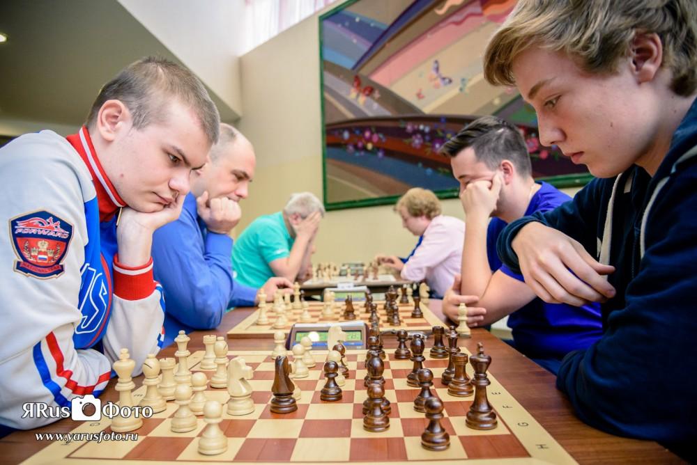 Шахматы — Кубок Несиса 2015 ч.1 из 3