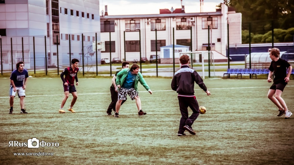 Шахматы — XIII Турнир «Юные звёзды мира» памяти Вани Сомова — Футбол