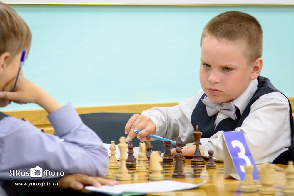 Шахматы — Турнир на 2ой разряд
