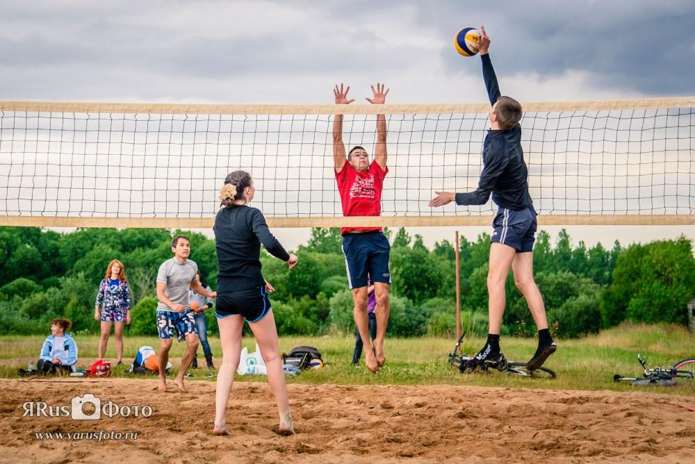 Пляжный волейбол — Кубок Кинеф (день 2 из 3)
