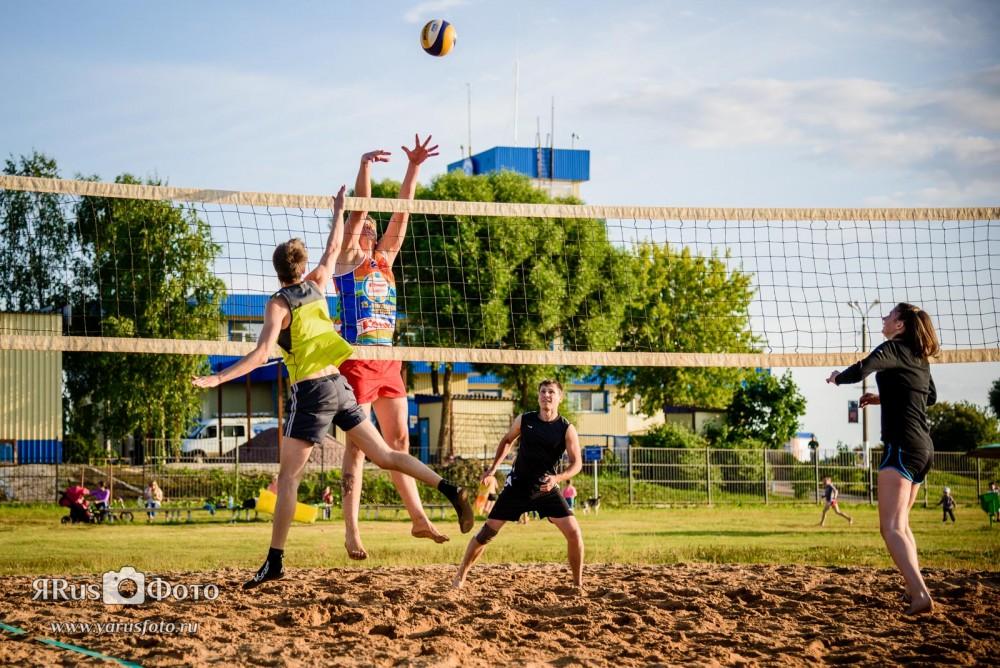 Пляжный волейбол — Кубок Кинеф (день 3 из 3)