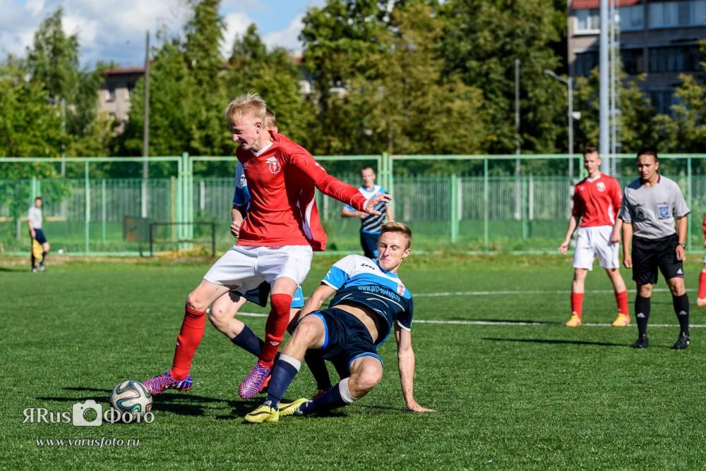 Футбол — Первенство Лен. области до 20 лет