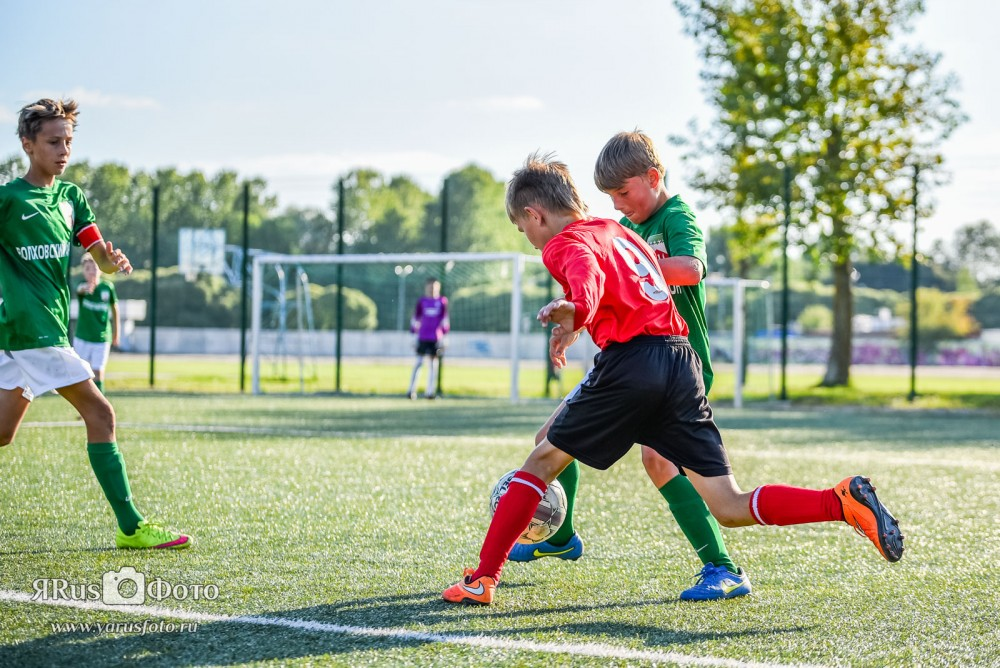 Футбол — Первенство Лен. области до 13 лет