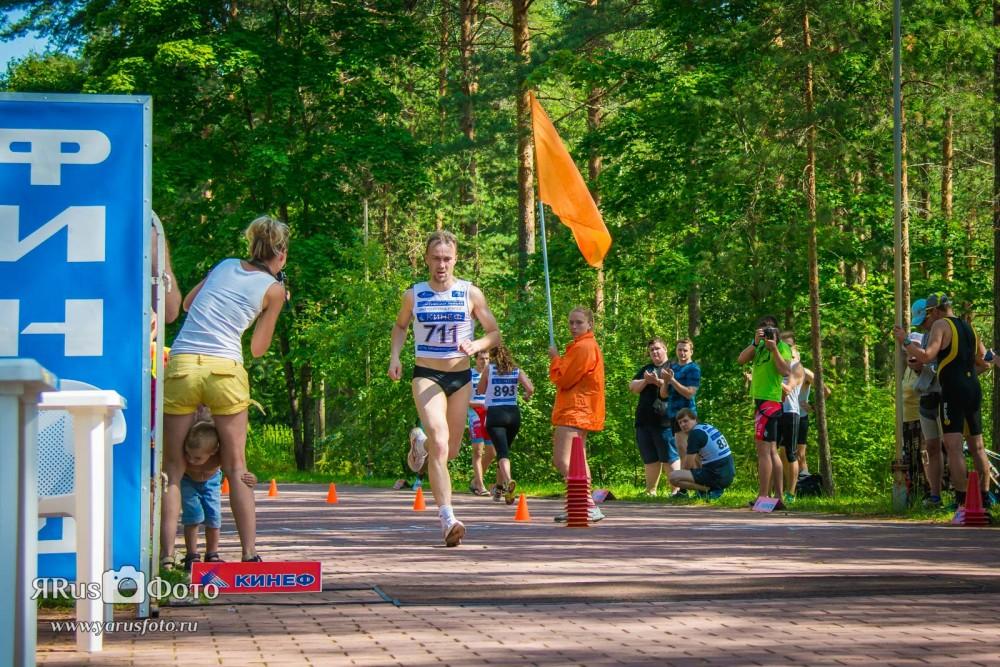 Триатлон — Кубок Кинеф 2015 — ч.2 из 8