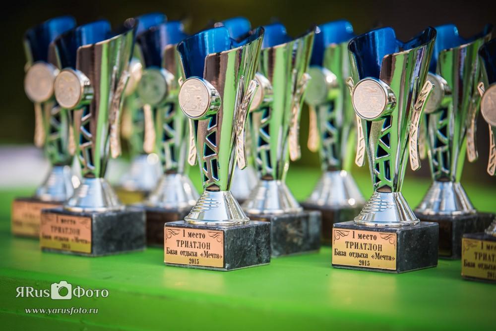 Триатлон — Кубок Кинеф 2015 — ч.8 из 8