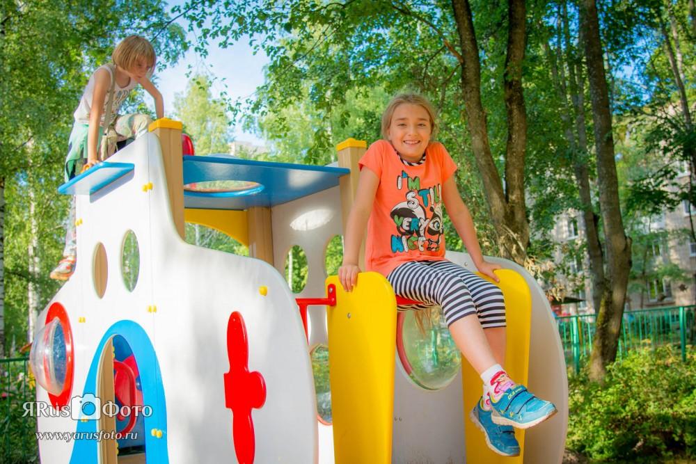 Батискаф — Детская площадка