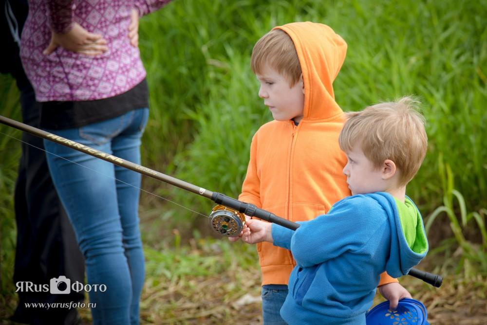 Teo & Leo gone fishing