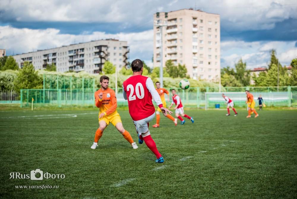 Футбол — Чемпионат Ленинградской области
