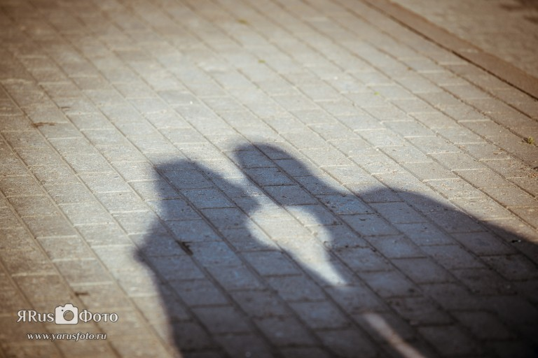Евгений и Оксана — Предсвадебная фотосессия