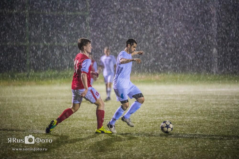 Футбол — Первенство Киришского района