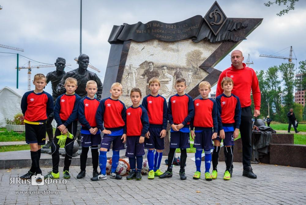 Футбол — Турнир «Весёлые ребята»