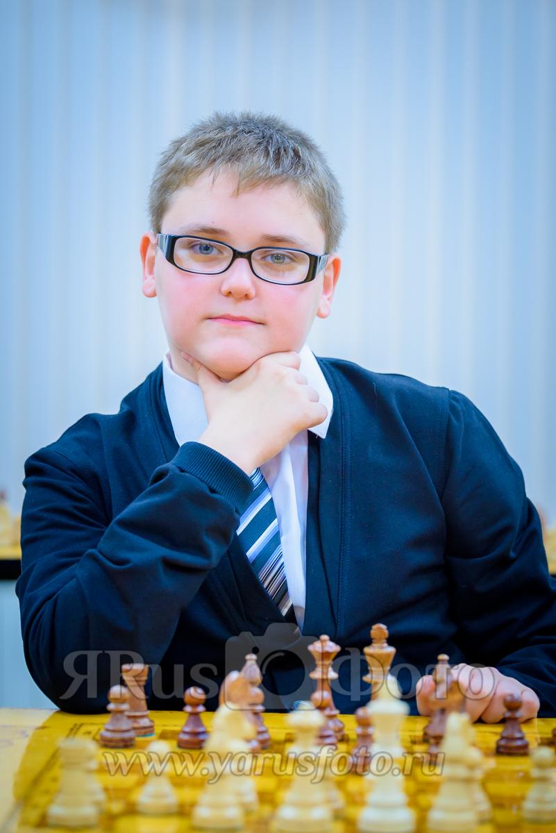 Шахматы — Портреты для доски почёта