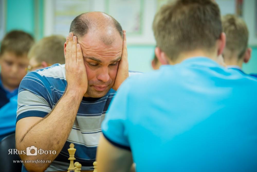Шахматы — Турнир посвящённый Дню Нефтяника