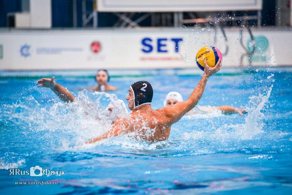 Водное поло — Чемпионат России — Мужчины
