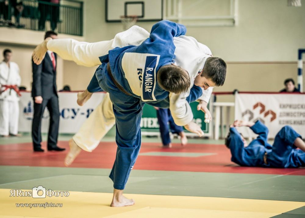 XI традиционный турнир по дзюдо (день 1, часть 2 из 2)
