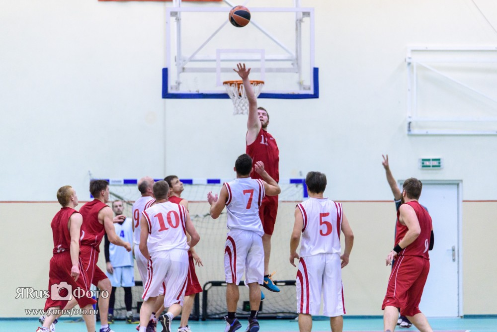 Баскетбол — Первенство Кинеф среди цехов