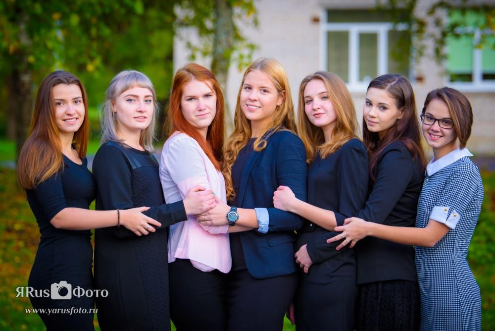 Шк4 11 — Осень и в школе