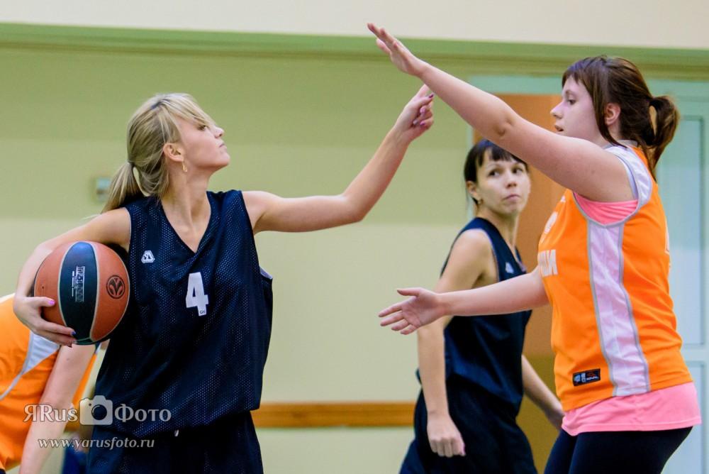 Баскетбол — Кубок г. Кириши (женщины)