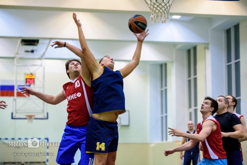 Баскетбол — Кубок г. Кириши — Финалы (мужчины)