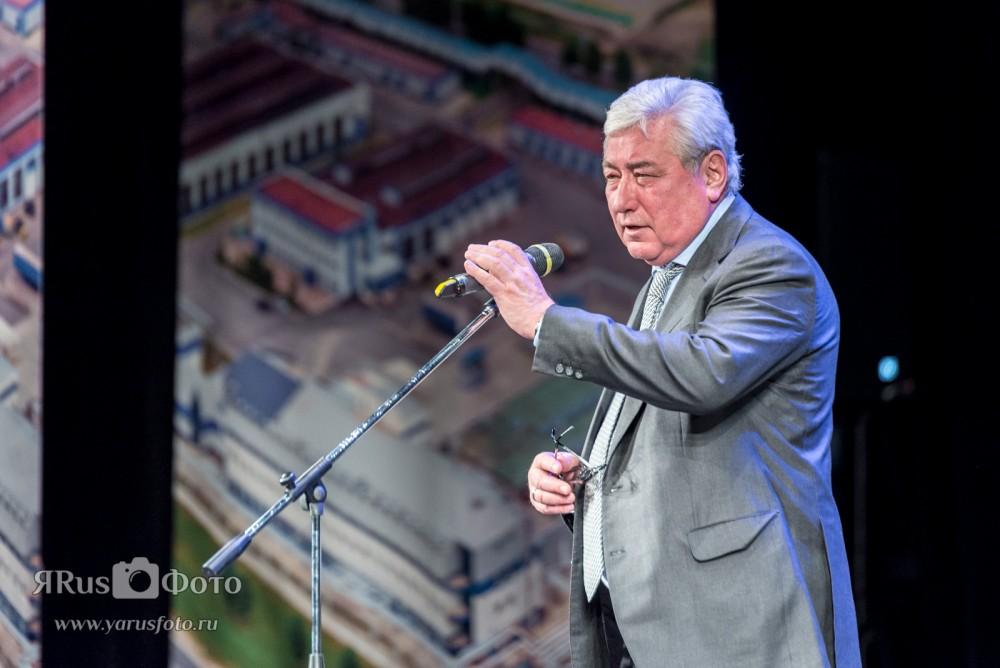 Юбилей Кинеф 50 лет — Поздравления и выступление коллективов ДК