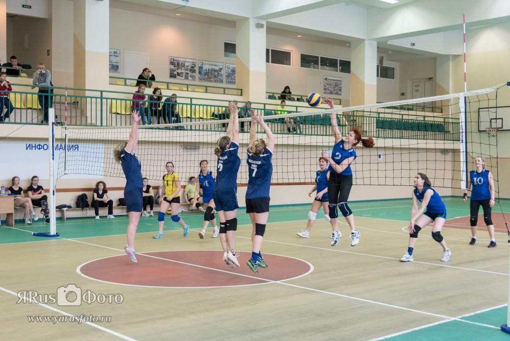 Волейбол — Дружеский междугородный турнир