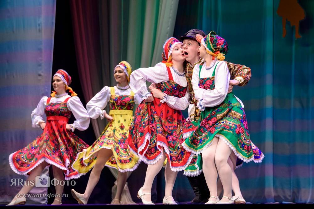 ДК «Кинеф» — Праздник танца