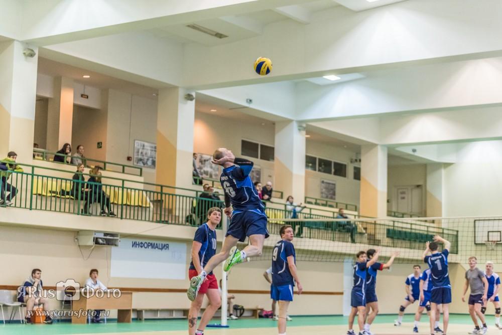 Волейбол — Турнир к 23 февраля