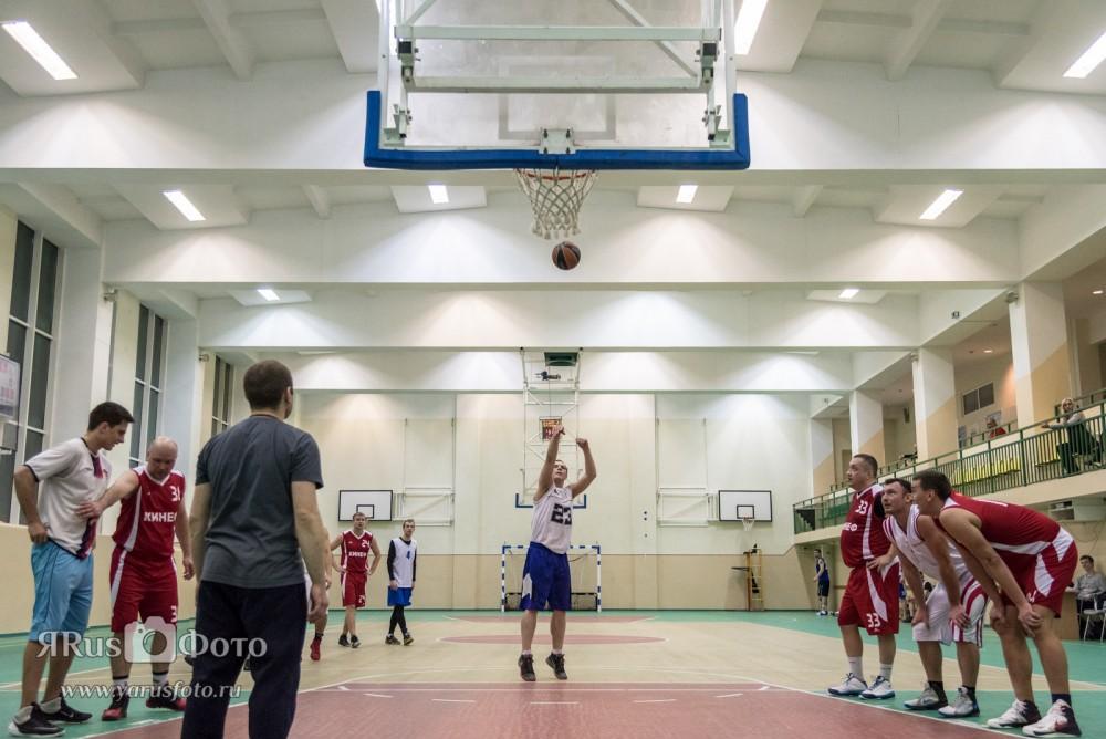 Баскетбол — Финал кубка «50 лет Кинеф»